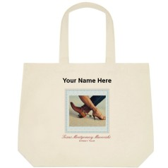 Personalize Texas Montgomery Mavericks Street Team Bag w/extras inside